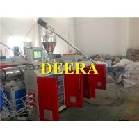 China Plastic Corrugated Roofing Sheet Production Line / Plastic Sheet Extrusion Machine on sale