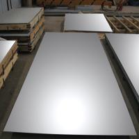 China Stainless Steel Plates With JIS SUS 321 4x8 SS Sheet 430℃ - 900℃ Construction Field on sale