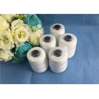 Best Wrinkle resistance 100% Polyester Bag Closing 10s/3/4 Sewing Thread for Clothes Factory wholesale