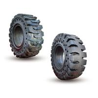 Cheap Size 23.5-25 Solid Tyre Tire Web Type Solid Tyre Good Running for sale