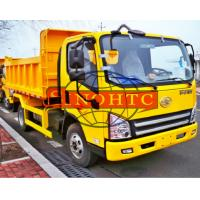 China 3 Tons 4x2 Light Duty Dump Trucks For Urban Garbage Transport Operation Easily on sale
