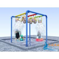 Best Custom Fiberglass and Steel Water Pouring Spray Park Equipment for Kids and Adults wholesale