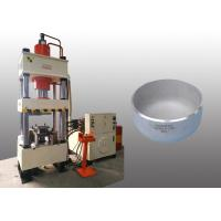 Best Deep Drawing Double Action Hydraulic Press 500 Ton Capacity Large Flow Rate wholesale