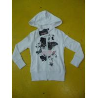 Best Personalized Fench Terry Ladies Zip Up Hoodies Girls Zip Front Hoodie Casual Wear wholesale