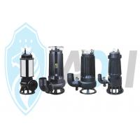 Best Vertical Submersible Sewage Pump , Submersible Centrifugal Pump For Waste Water wholesale