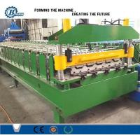 China Cold Rolled Steel Roll Forming Machine Roll Forming Equipment No Noise on sale