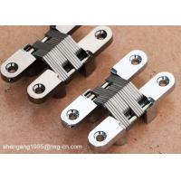 China Soss Concealed Hinges / Furniture Soss Type Zamak Invisible Hidden Hinges on sale