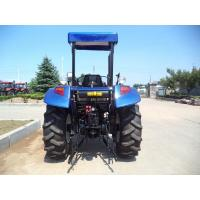 Cheap 130Hp Agricultural Farm Tractor Trailer With the Dump Trailer for sale