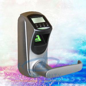 Best OLED Fingerprint Door Lock with DIY Handle (HF-LA601) wholesale