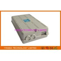 China FTTB 12 Cores Fiber Optic Distribution Box , Plastic FTTH Fiber Optic Cable Termination Box on sale