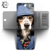 Best PET Customized Dog 3D Lenticular Bookmark For Art And Collectible wholesale