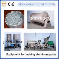aluminum paste for coating