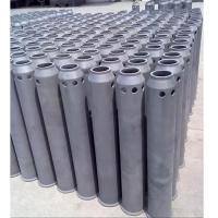 Best Silicon Carbide Ceramic Burner Nozzle Used in Kilns with good quality and different length wholesale