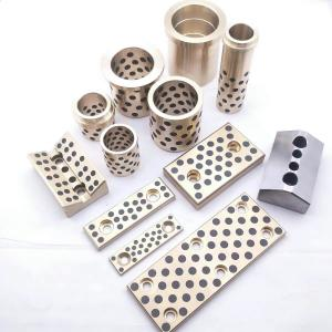 Best SOBF Metric Flanged Bushings Mold Bushing Bronze With Graphite wholesale