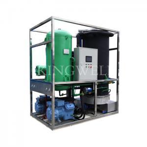 China Energy SavingTube Ice Making Machine In Low Matainance Cost Durable on sale