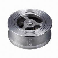Buy cheap Wafer Lift Type Check Valve with Short and Long Series from wholesalers