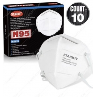 Buy cheap Hot starkit N95 FFP2 face mask, BFE95% good quality protect face mask from wholesalers
