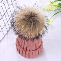 2019 Hot-Selling High Quality Low Price Customized Winter Wool Knitted Hat