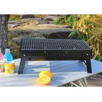 Best Factory price villa Easy Carry outdoor small charcoal Barbecue Grill for 3 people wholesale