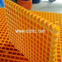 Best FRP grating/fiberglass stair tread grating different color wholesale
