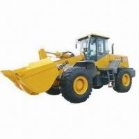 Best Wheel Loader, 6T Payload, 3.5m3 Bucket, Equipped with Shanghai C6121 Engine, CAT 3306 Licensed wholesale