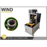 Best Stator Coil Single Side Lacing Machine WIND-100-CL For Induction Motor wholesale