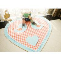 Buy cheap Various Shapes Non Slip Outdoor Carpet Floor Mats For Dining Room Non Toxic product