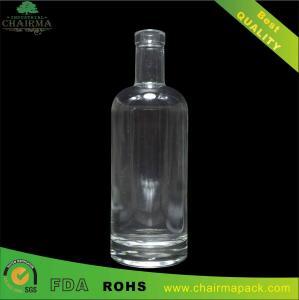 Best 750ml High-White Glass Bottle for Rum wholesale