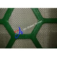 Best Replacement FSI Shaker Screen , Steel Oil Vibrating Sieving Mesh For Mud Shale Shaker wholesale
