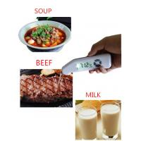 Best Folding Kitchen Digital Food Thermometer IP67 High Accuracy Instant Read wholesale