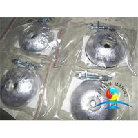 Best Rectangle Type Zinc Anodefor Sea Water Cooling System  Marine Outfitting Equipment wholesale