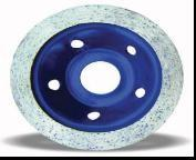 Best Continuous Diamond Blade Grinding Wheel For Porcelain Tile / Granite / Marble wholesale