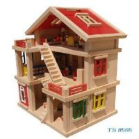 China Wooden Doll House (TS 8565) on sale