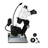 China Leica Trinocular Gem Microscope with Color Temperature of 6000k  - 7000k on sale