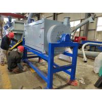 China Eco Friendly Plastic Bottle Washing Machine / PET Bottle Recycling Line on sale