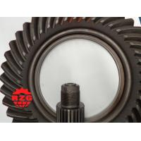 China MITSUBISHI Transmission Hypoid Spiral Bevel Gears , Crown Pinion Gear on sale