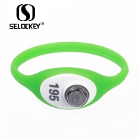 China RFID Magnetic Dallas Tracking Wristband Bracelet Ibutton And Smart Cards on sale