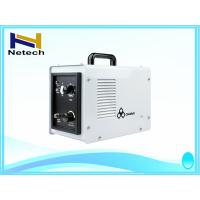Best 3g/Hr High Efficiency Portable Ozone Generator Water Purification White Colour wholesale