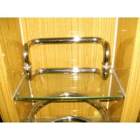 China Stainless Steel Entry Door Handles on sale