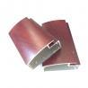 Buy cheap Modern Furniture Wood Grain Kitchen Cabinet T6 Door Aluminum Profile from wholesalers