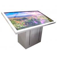 China I3/I5/I7 Computer Interactive Totem 55 1080P Touchscreen Display Advertising Retail Kiosk on sale