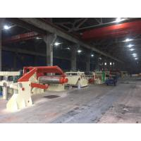 Best Fast Speed Hot Or Cold Steel Slitting Lines , Automatic Steel Slitter Machine wholesale