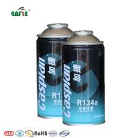 Best Gafle/OEM Refrigerant Gas Best Price for Genetron Refrigerant Gas R134A Small Can wholesale