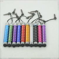 Best Diamond Digital Stylus Touch Pen for iPad /Tablet/Sasmung Galaxy Tab/iPhone/Mac/iTouch P-Stylepen025 wholesale