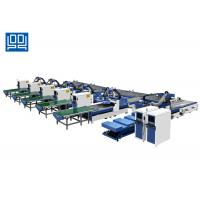 Best High Efficiency Wooden Door Production Line With Japan YASKAWA Servo Motor wholesale