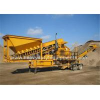 Best Three Spindle Mobile impact crusher wholesale