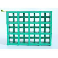 Buy cheap Rectangle Livestock FRP Gully Grating High Strength Paver Drain Manhole Cap from wholesalers