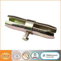China High Quality Factory Price malleable iron/cast 90 degree scaffolding clamp coupler on sale