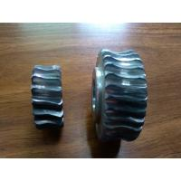 China OEM Precision Gears Durable Rare Earth Alloy Zinc Alloy Worm Wheel & Gear on sale