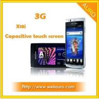 Best X18I 3G 4.1 inch Capacitive Touch Screen Mobile Phone wholesale